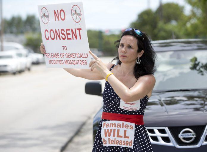 Mila de Mier, Florida GMO activist