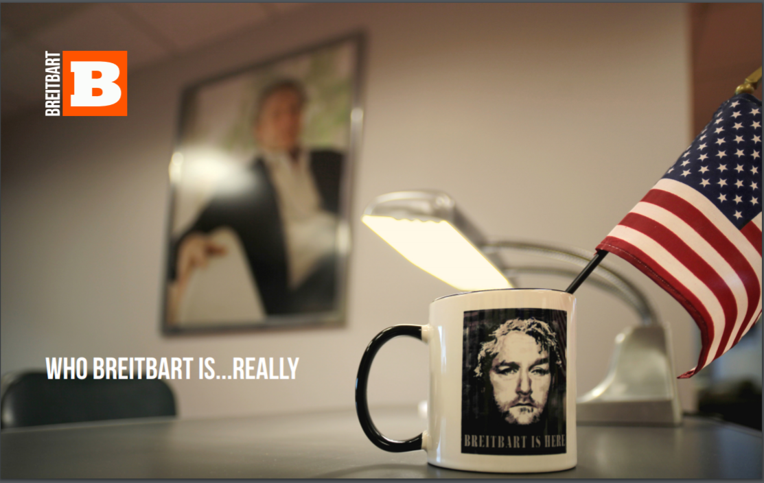 Who Breitbart is... Reaaly