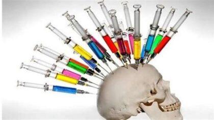 Needles in your skull